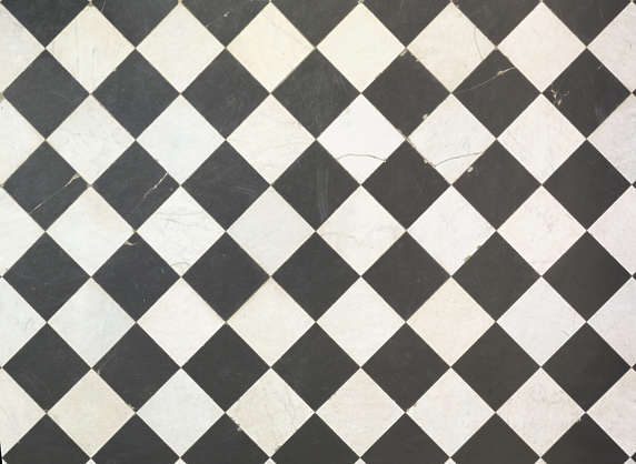 black and white tile floor texture. Marble Floor Tiles Checker Checkerboard Black And White Tile Texture R