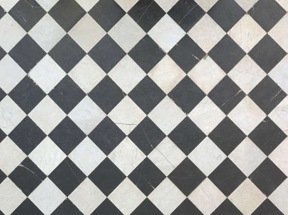 Marble Floor Tiles Checker Checkerboard