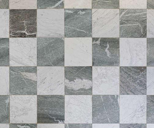 Tiles Floor Marble Checker Checkerboard