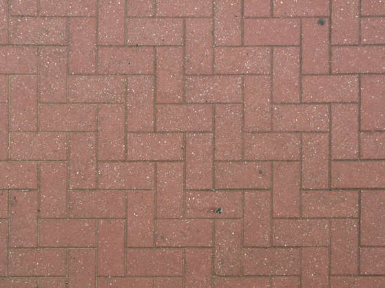 floor bricks street