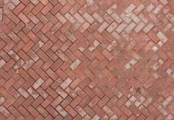 Red Brick Flooring : Floorherringbone free background texture brick