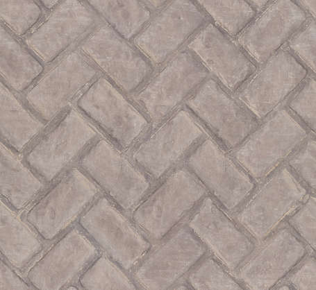 cobble floor brick