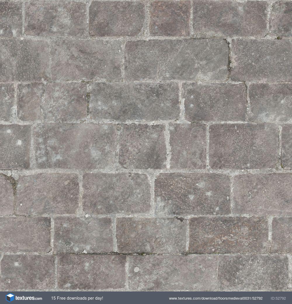 Medieval Stone Floor Texture