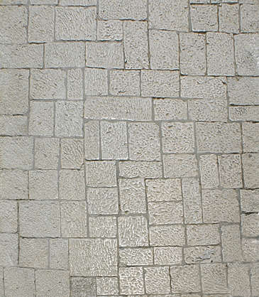 brick tiles floor stone street sidewalk