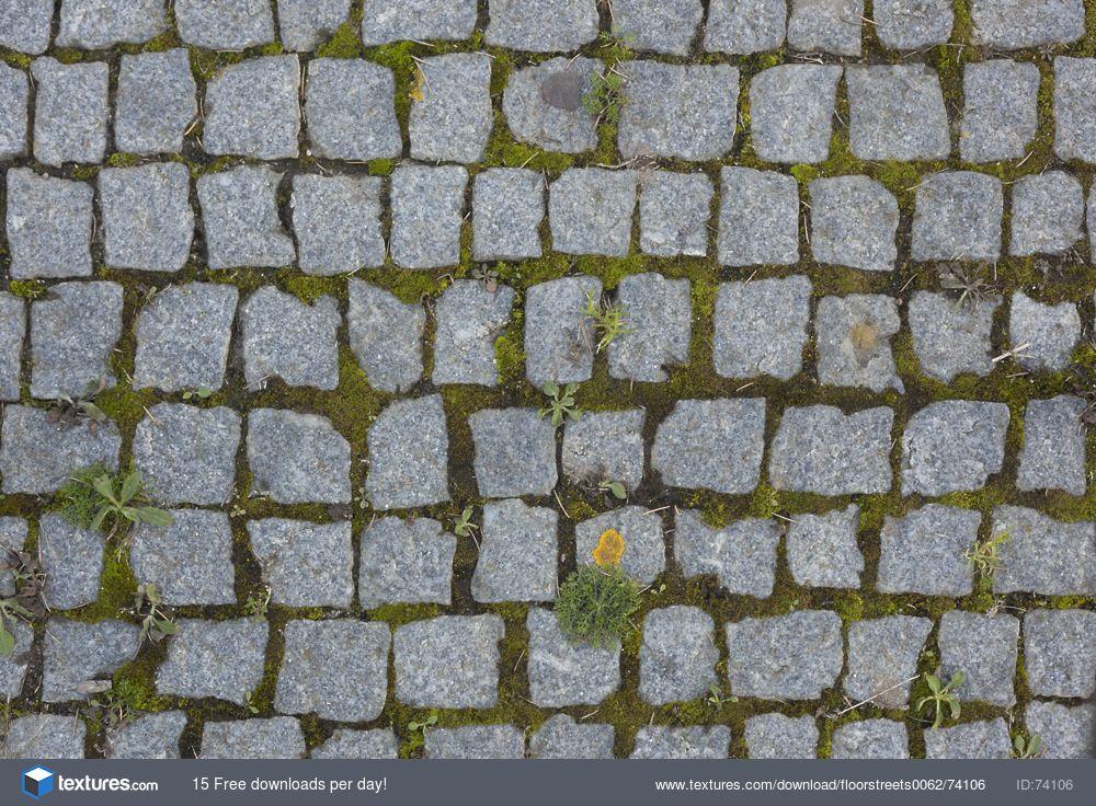 Floorstreets0062 Free Background Texture Cobblestone Floor