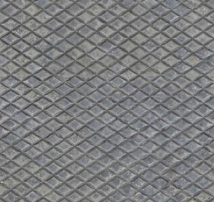 Rubber Mat Car Floor Carpet Rough Tactile Paving