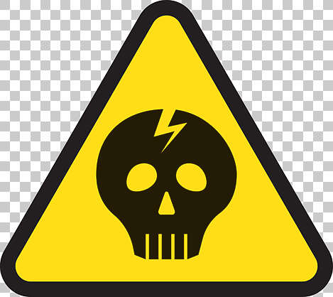 graphic design copyright safe Warning Label Decal Set royalty free