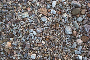 pebbles ground floor cobble