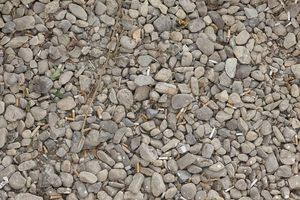 gravel ground rocks