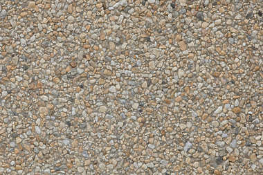 brick medieval old gravel pebbles concrete