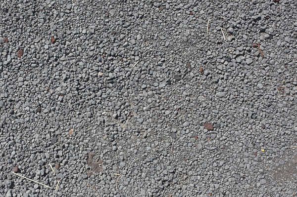 gravel pebbles ground