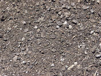 dirt pebbles stones gravel earth sand