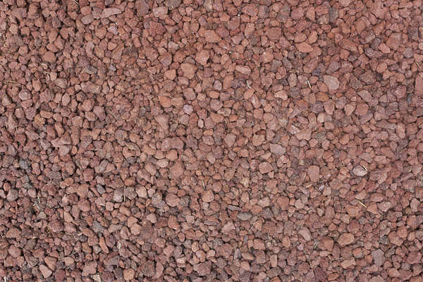 pebbles stones red ground cobble