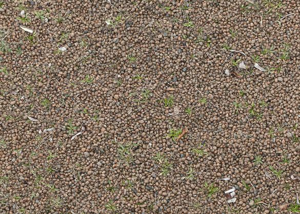 ground nature gravel peebles