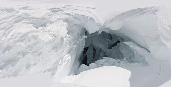 snow ground snowy glacier cave snowcave winter frozen cold