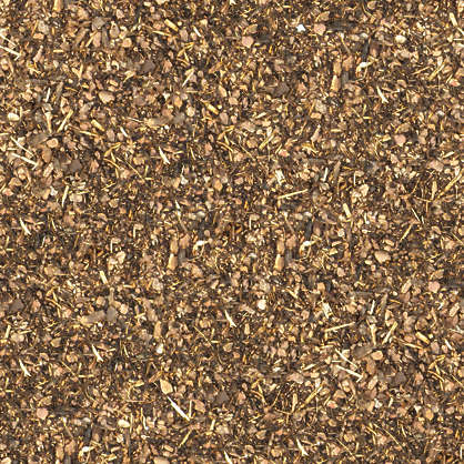 wood chips ground