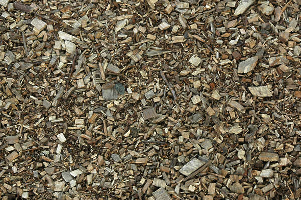 earth stones pebbles woodchips