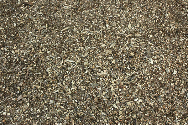 pebbles woodchips