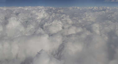 sky aerial clouds cloud background