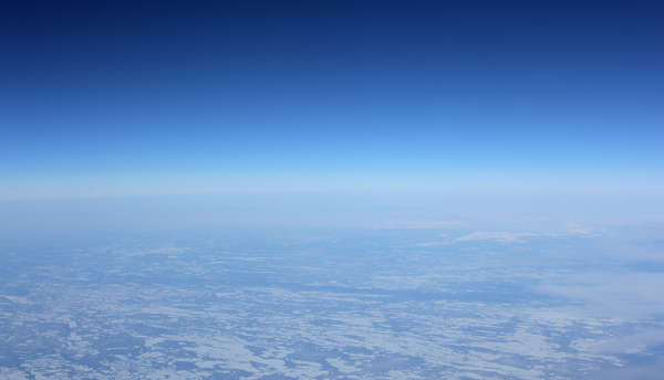 landscape aerial background space sky earth