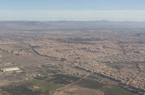 landscape landscapes background morocco aerial