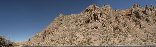 usa desert arid mountains rocks dry landscape