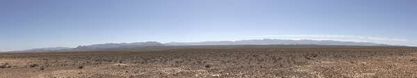 morocco landscape panorama background hills mountains dry arid
