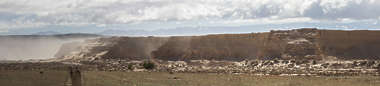 morocco landscape panorama background dry arid cliff cliffs sand
