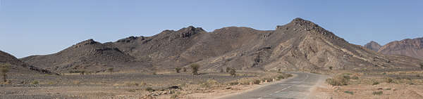 morocco landscape panorama background mountains mountain dry arid peaks jagged