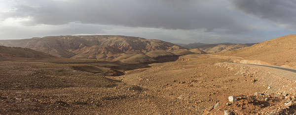 morocco landscape panorama background