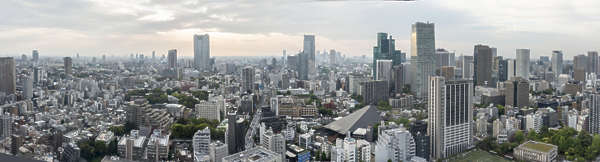 aerial city buildings landscape background skyline panorama japan location:tokyo tower