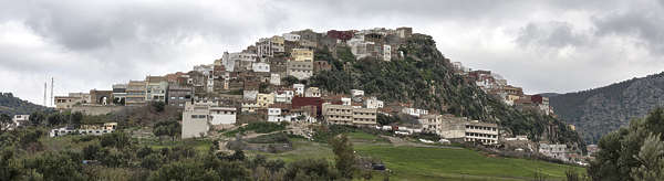 landscape landscapes background morocco village mountain