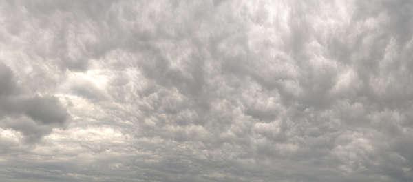 Dramatic Overcast Sky Background