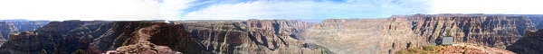 landscape background grand canyon panorama