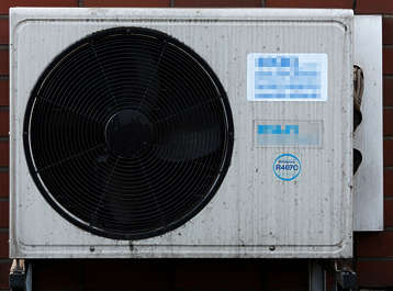 air conditioner fan cooling unit airco