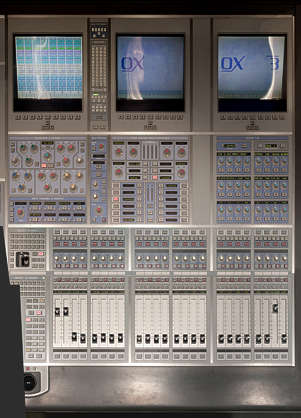 studio equipment buttons button display displays audio electronics electric