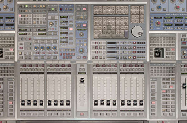 studio equipment buttons button audio sliders electronics electric
