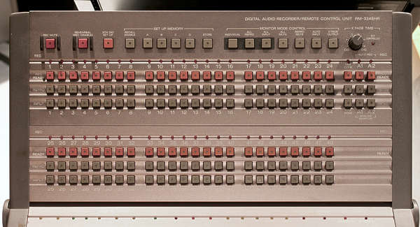 studio equipment buttons button audio electronics electric