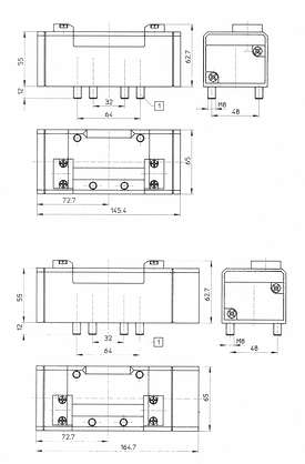 technical drawing blueprint scale