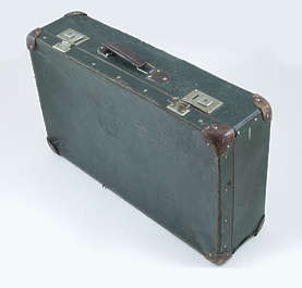 suitcase case old