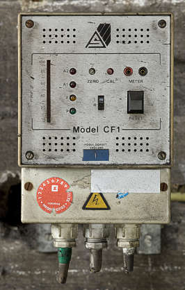 fusebox electric control panel electricity buttons button