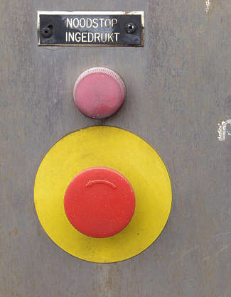 button machine switch