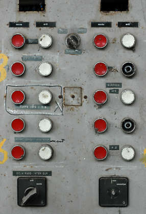 button switch panel control