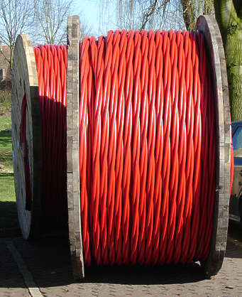 cable roll cargo
