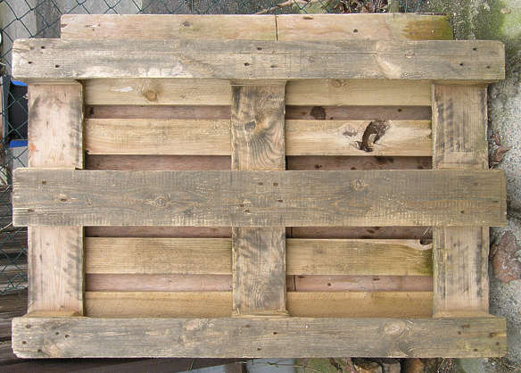 crate wood pallet cargo