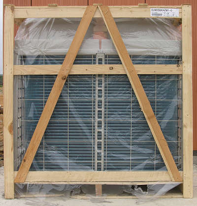 crate airco airconditioner cargo