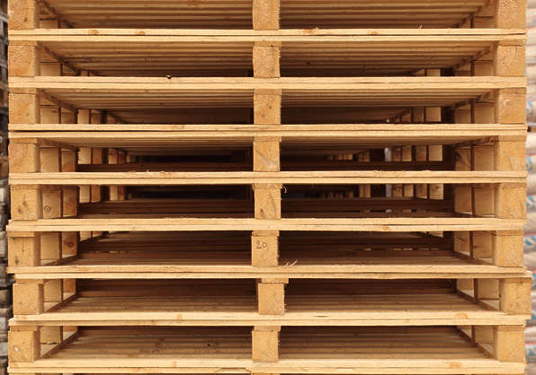 pallet pallets wood cargo