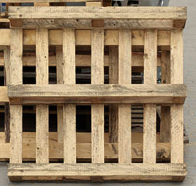 pallet wood planks cargo