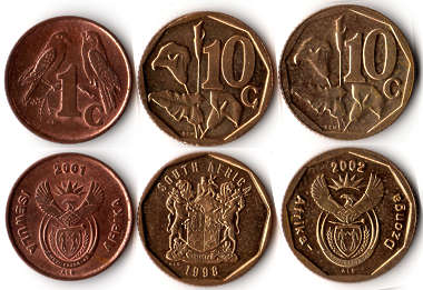 coin coins money south africa