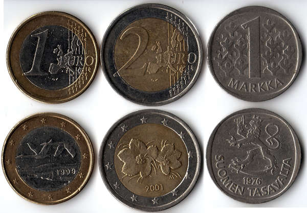 coin coins money euro